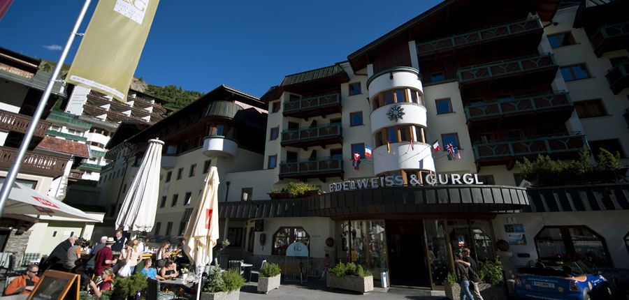 Hotel Edelweiss & Gurgl, Obergurgl, Austria - exterior.jpg
